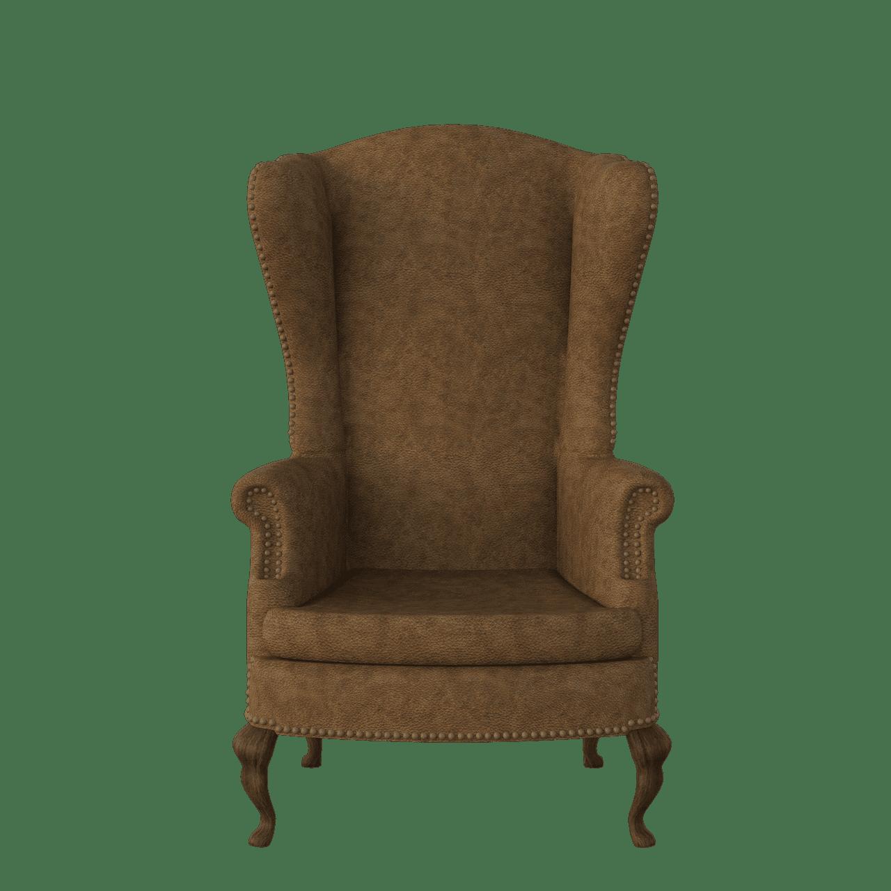 Designer Tall Golden Chair