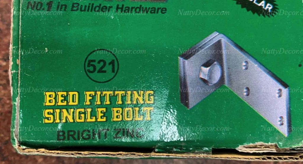 bed fitting box