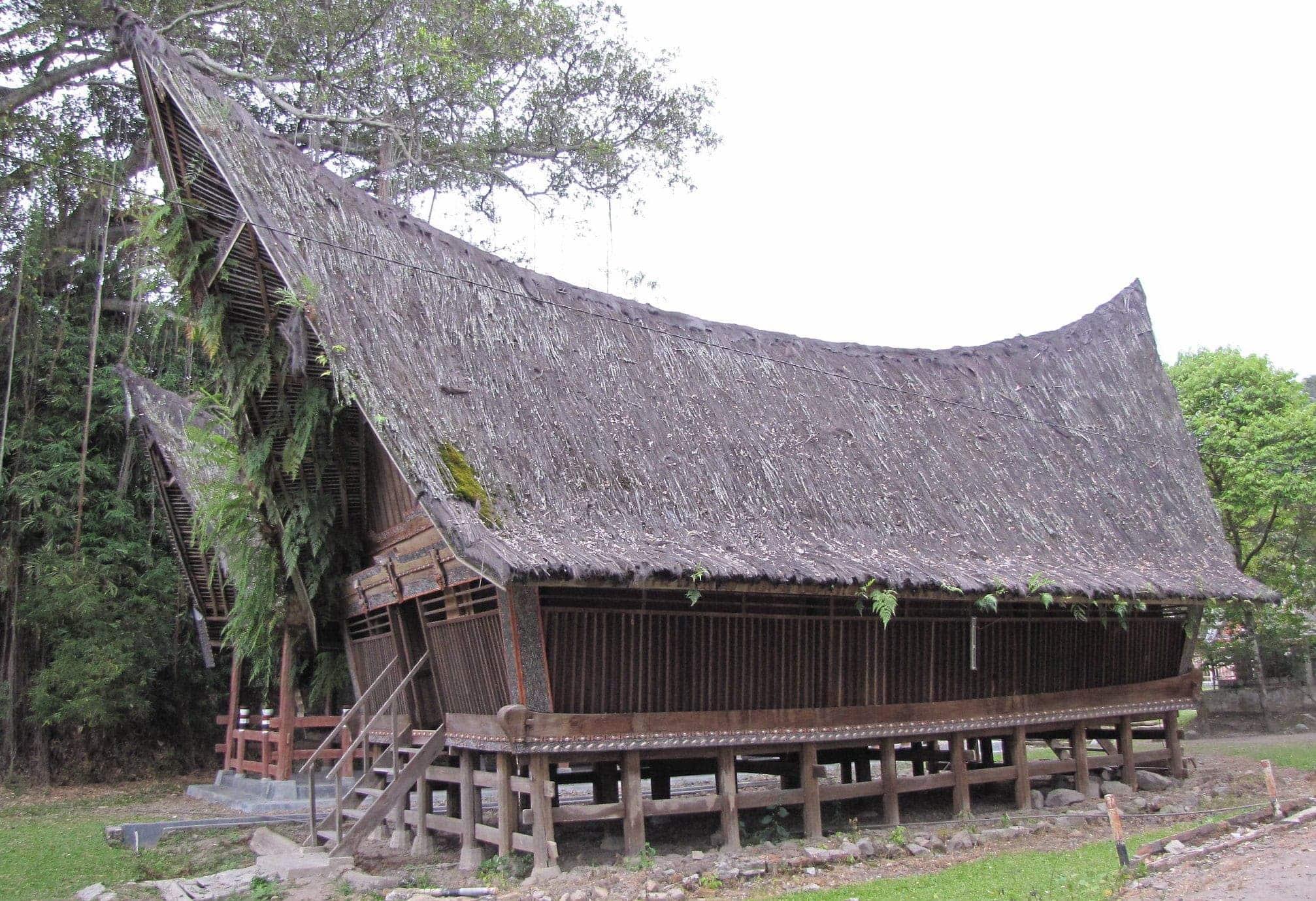 image of rumah adat